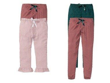 ESMARA®Lingerie Dámské pyžamové kalhoty