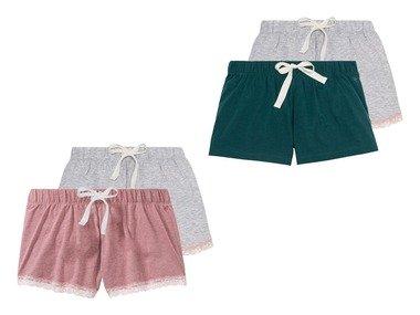 ESMARA®Lingerie Dámské pyžamové šortky