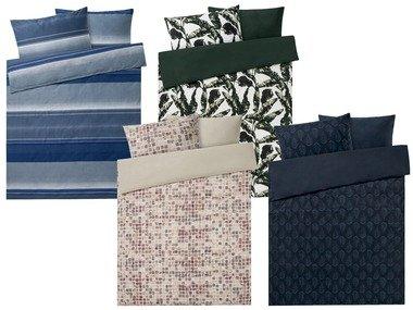 MERADISO® Ložní prádlo se saténovou úpravou