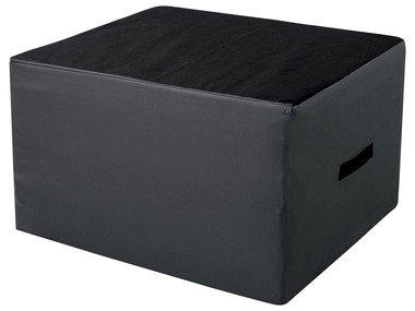 MERADISO® Skládací matrace pro hosty / sedací kostka