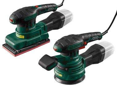 PARKSIDE® Vibrační bruska PSS 250 C3 / Excentrická bruska PEXS 270 C3