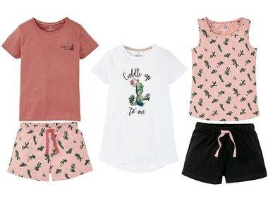 PEPPERTS® Dívčí pyžamo / dívčí triko na spaní