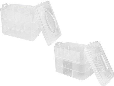 CRELANDO® Box na šicí potřeby / úložný box