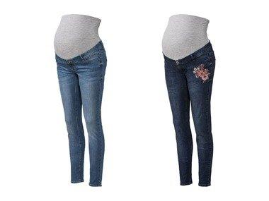 "ESMARA® Těhotenské džíny BIO ""Super Skinny Fit"""