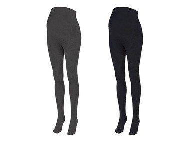 ESMARA® Těhotenské punčochové kalhoty BIO