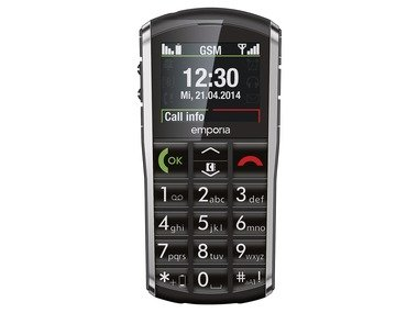Emporia Mobilní telefon pro seniory Pure V25