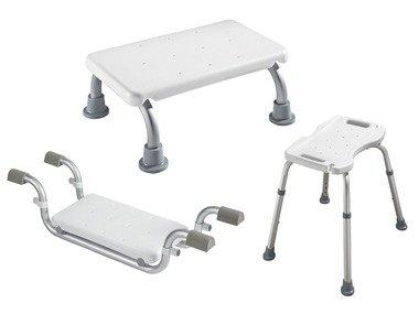 Koupelnová stolička / sedátko do vany / pomůcka na stoupání