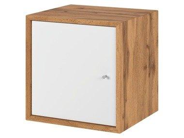 LIVARNOLIVING®  Kombinovatelný regálový systém Cubo s dvířky