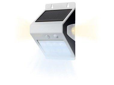 LIVARNOLUX® LED solární nástěnné svítidlo