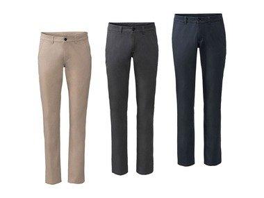 "LIVERGY® Pánské chino kalhoty ""Slim Fit"""