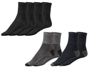 LIVERGY® Pánské komfortní ponožky