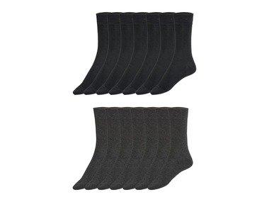 LIVERGY® Pánské ponožky BIO