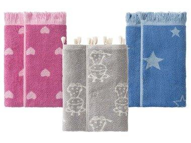 LUPILU® Dětský froté ručník