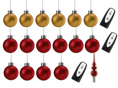 MELINERA® LED dekorace na vánoční stromeček