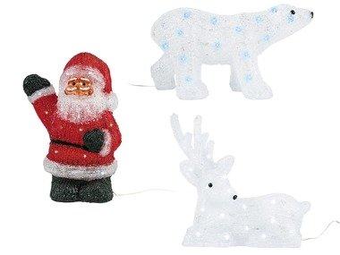 MELINERA® Dekorativní LED figurka