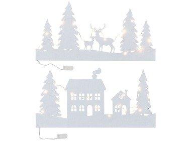 MELINERA® Okenní LED dekorace