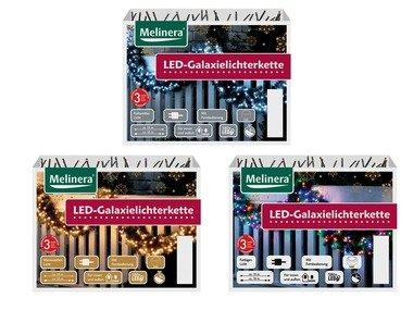 MELINERA® Světelný LED řetěz Galaxie