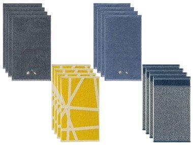 MIOMARE® 4 ručníky pro hosty