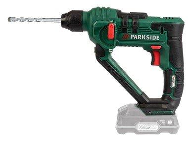 PARKSIDE® Aku vrtací kladivo PABH 20-Li B2 – bez akumulátoru
