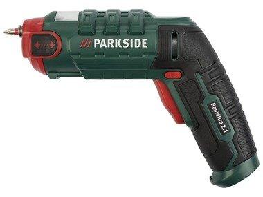 PARKSIDE® Aku šroubovák s integrovaným bubnem Rapidfire 2.1
