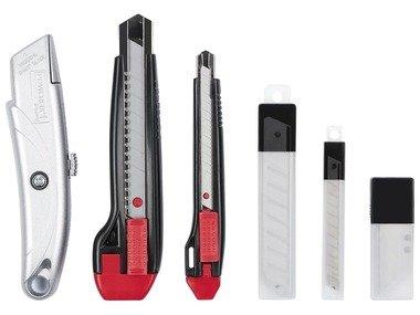 POWERFIX® Sada zalamovacích nožů
