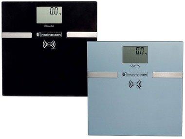 SANITAS Diagnostická váha s Bluetooth® SBF 70