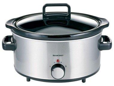 SILVERCREST® Elektrický hrnec s pomalým vařením 6l SSC6 320 A1