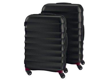 TOPMOVE® Sada skořepinových kufrů
