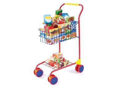 BayerDesign Dětský nákupní vozík