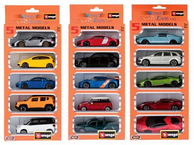 Bburago Modely aut 1:43