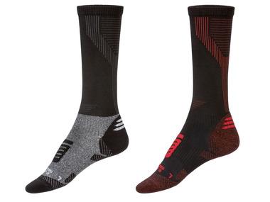 CRIVIT® Dámské běžecké kompresní ponožky