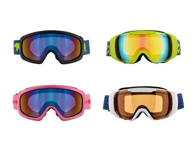 CRIVIT® Dětské lyžařské a snowboardové brýle
