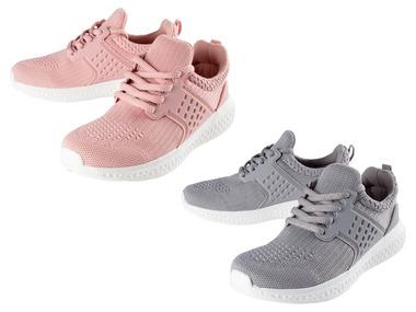 CRIVIT® Dívčí sportovní a volnočasová obuv Ocean Feet