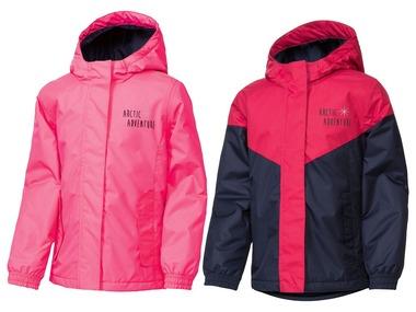 CRIVIT® Dívčí zimní bunda