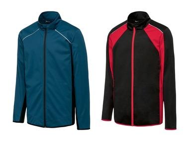CRIVIT® Pánská cyklistická softshellová bunda