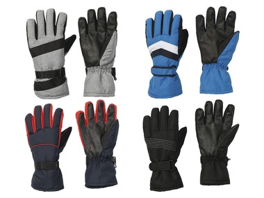 CRIVIT® Pánské lyžařské rukavice