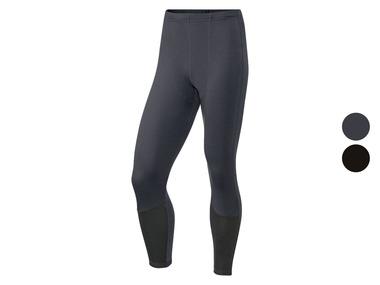 CRIVIT® Pánské spodní termo kalhoty
