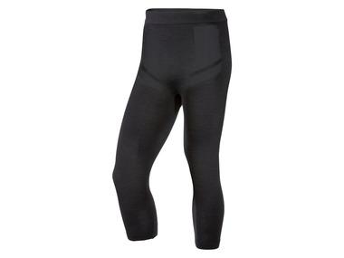 CRIVIT®PRO Pánské funkční bezešvé spodní kalhoty