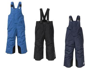 CRIVIT® Chlapecké lyžařské kalhoty