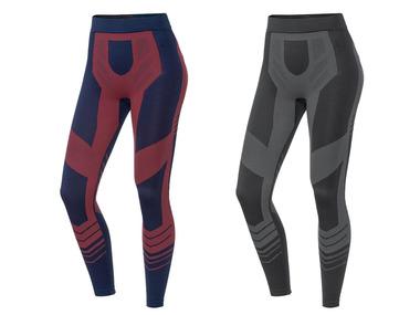 CRIVIT® Dámské funkční bezešvé spodní kalhoty