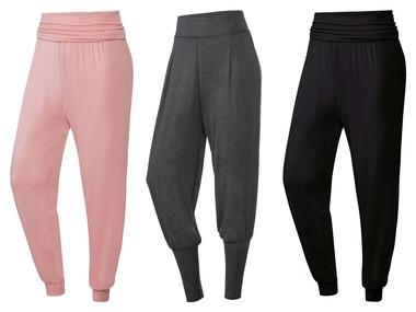 CRIVIT® Dámské funkční kalhoty na jógu