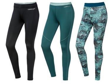 CRIVIT® Dámské funkční spodní termo kalhoty