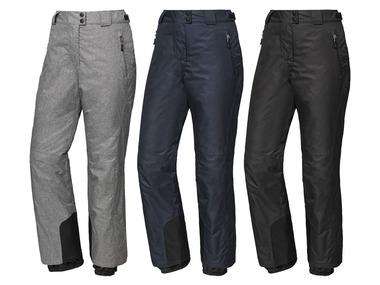 CRIVIT® Dámské lyžařské kalhoty