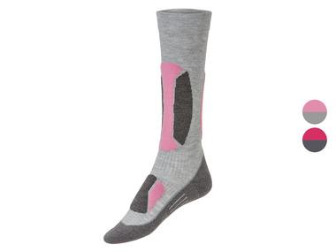 CRIVIT® Dívčí sportovní termo ponožky