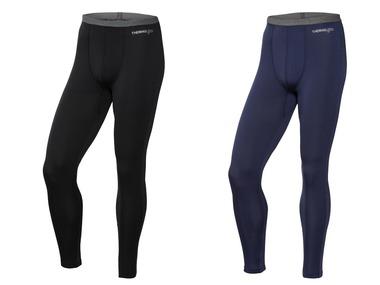 CRIVIT® Pánské funkční spodní termo kalhoty