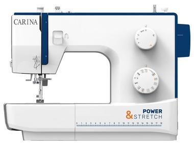 Carina Šicí stroj Power & Stretch II