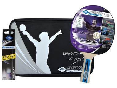 Donic-Schildkröt Sada na stolní tenis Premium Ovtcharov 800 FSC