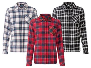 ESMARA® Dámská flanelová košile