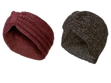 ESMARA® Dámská pletená čepice/čelenka