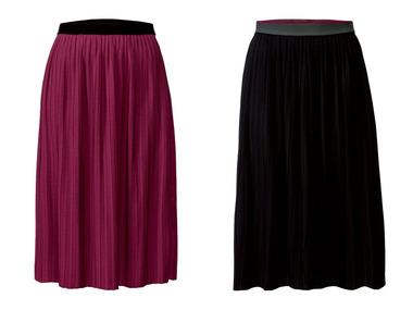 ESMARA® Dámská plisovaná sukně
